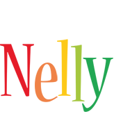Nelly birthday logo