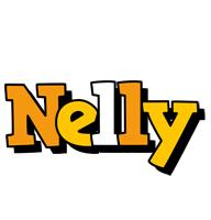 Nelly cartoon logo