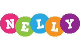 Nelly friends logo