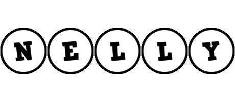 Nelly handy logo