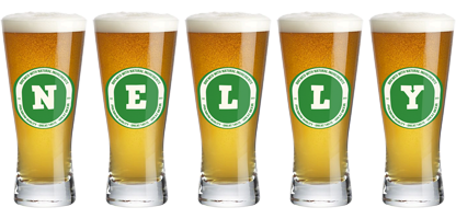 Nelly lager logo