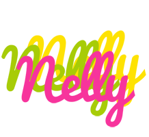 Nelly sweets logo