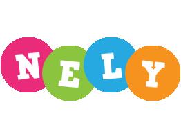 Nely friends logo