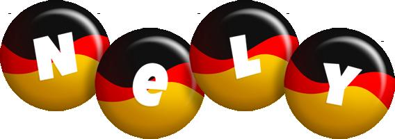 Nely german logo