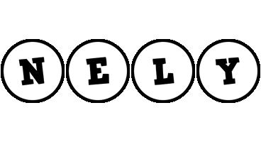 Nely handy logo