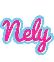 Nely popstar logo