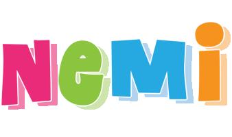 Nemi friday logo
