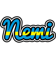 Nemi sweden logo