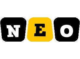 Neo boots logo