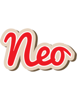 Neo chocolate logo