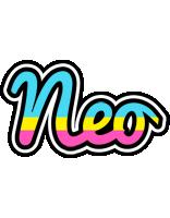 Neo circus logo
