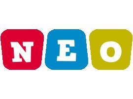 Neo daycare logo