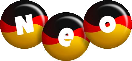 Neo german logo