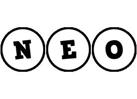 Neo handy logo