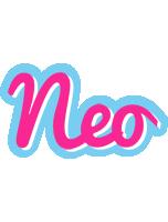 Neo popstar logo