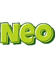 Neo summer logo