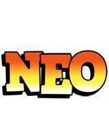 Neo sunset logo