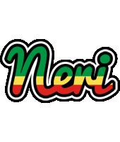 Neri african logo