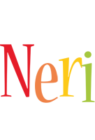Neri birthday logo