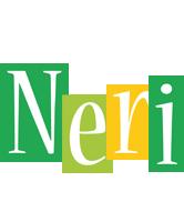 Neri lemonade logo