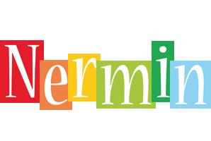Nermin colors logo
