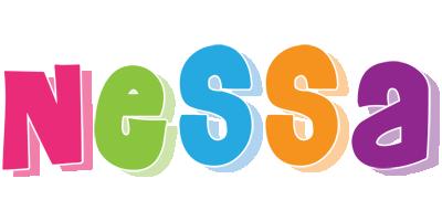 Nessa friday logo