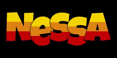 Nessa jungle logo