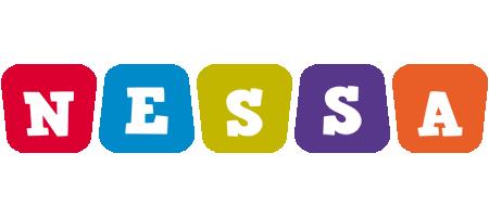 Nessa kiddo logo