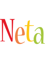 Neta birthday logo