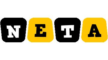 Neta boots logo