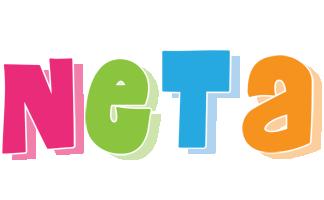 Neta friday logo