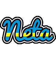 Neta sweden logo