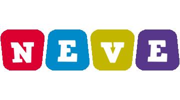 Neve daycare logo