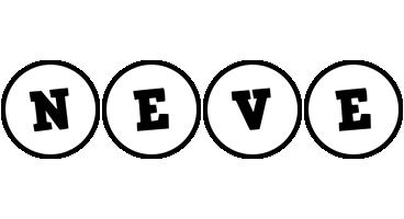 Neve handy logo
