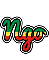 Ngo african logo