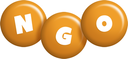 Ngo candy-orange logo