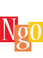 Ngo colors logo