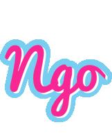 Ngo popstar logo
