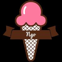 Ngo premium logo