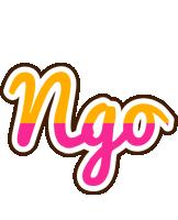 Ngo smoothie logo