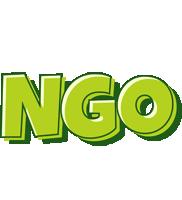 Ngo summer logo