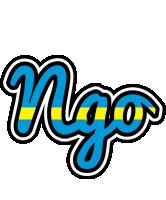 Ngo sweden logo