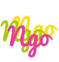 Ngo sweets logo
