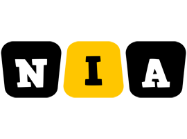 Nia boots logo