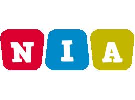 Nia daycare logo