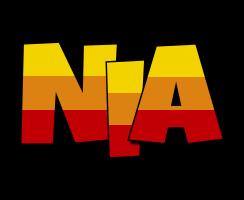 Nia jungle logo