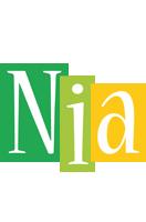 Nia lemonade logo