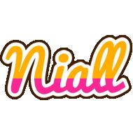 Niall smoothie logo