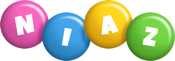 Niaz candy logo