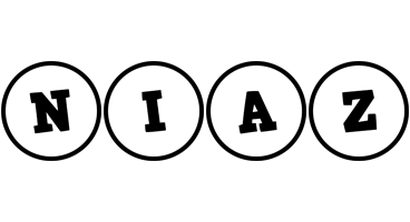 Niaz handy logo